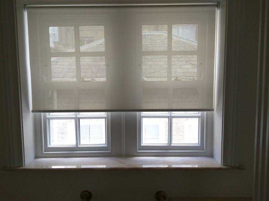 Bathroom Window Roller Blinds 16 best bathroom blinds inspiration images on pinterest | bathroom