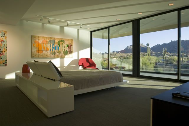 Scottsdale Home by Michael P. Johnson Design Studios
