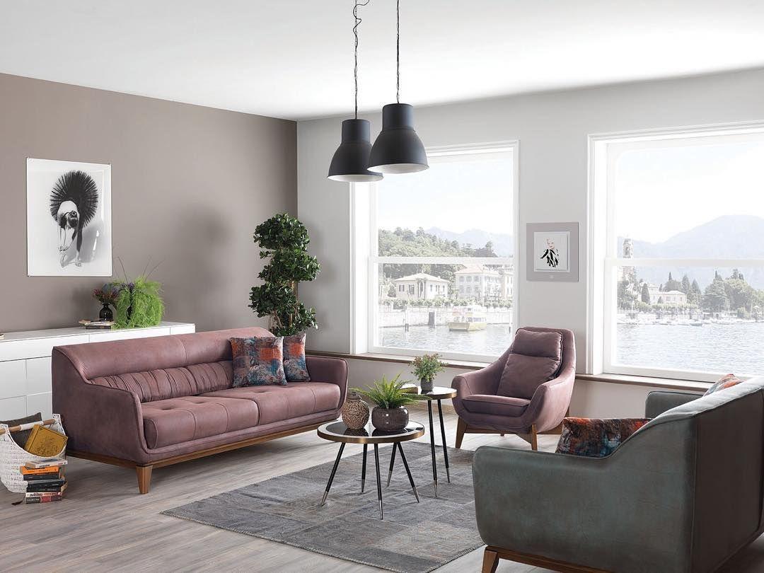 Cagdas Yasam Alanlarinin Estetik Ve Yuksek Konforlu Tasarim Ozelliklerini Etkileyici Malzeme Ve Renk Kombinasyonlari Ile Bir Arada 2020 Furniture Koltuklar Tasarim