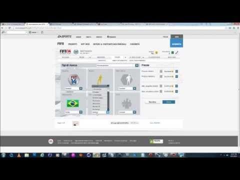 FIFA 14 Ultimate Team WEB APP FIFA 14 INIZIAMO CON LA