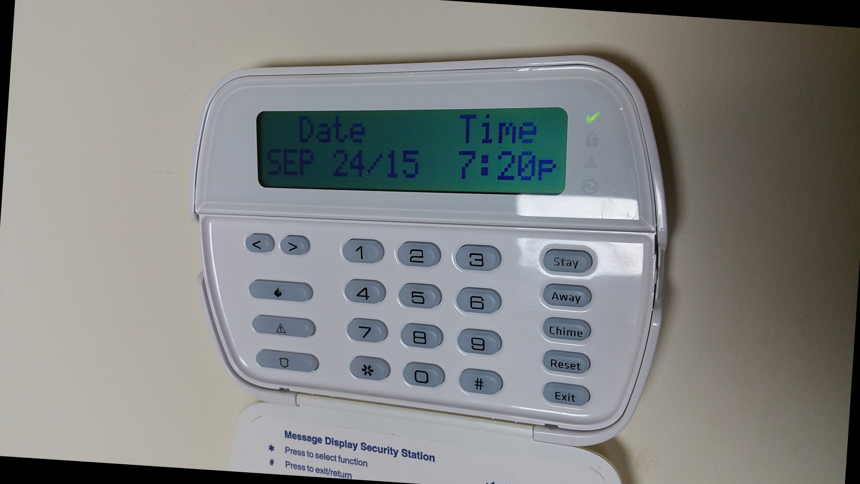 How To Use Dsc Powerseries Alarm System Home Security Systems Alarm System Best Home Security