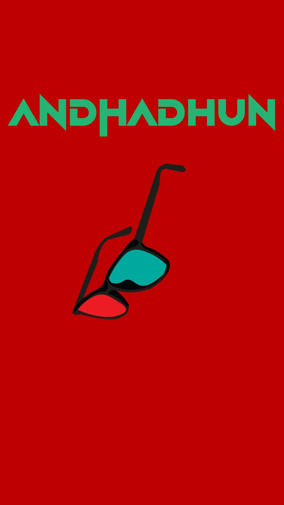 Andhadhun Minimal Poster Vector Illustration In 2020 Bollywood Posters Minimalist Poster Minimal Poster
