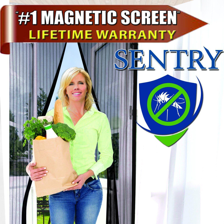 48 X 96 Magnetic Screen Door Mesh Screen Door Screen Door