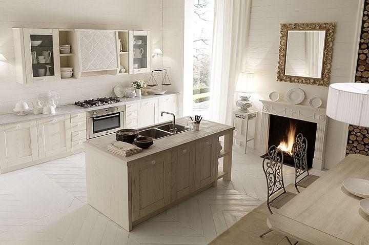 Aurora cucine country cucine country chic cucine in muratura componibili cucine eleganti - Cucine eleganti moderne ...