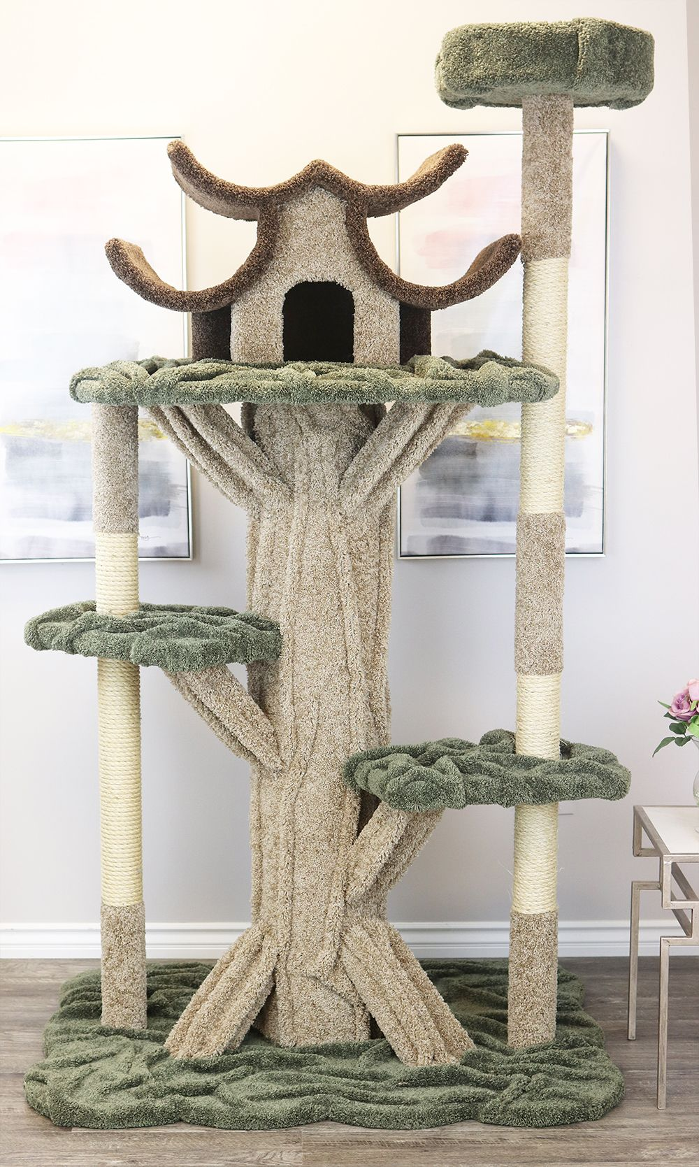 7 Cat House Cool Cat Trees Cat Tree Cat Tree Plans