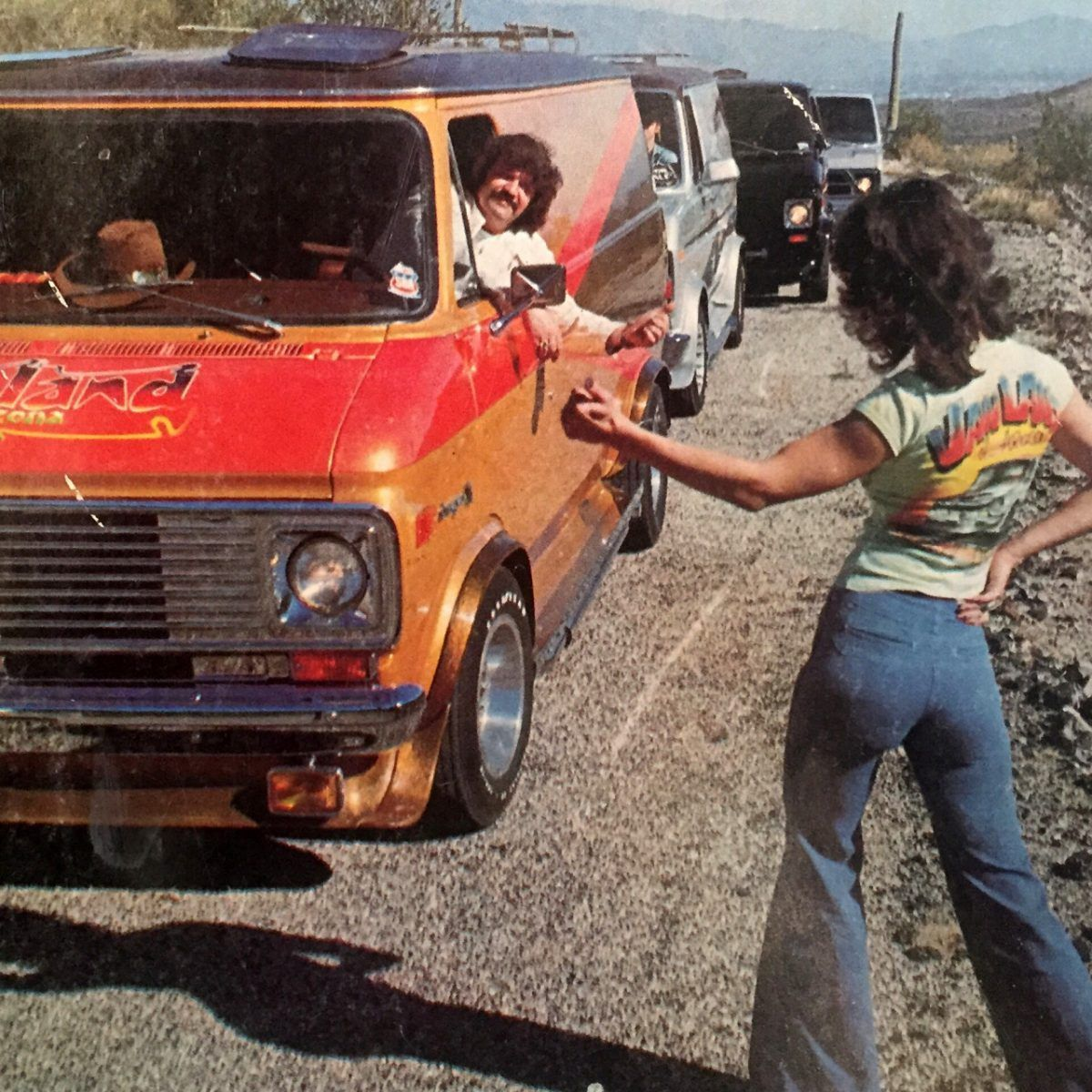 The Hitchhiking Craze When Girls Thumbed A Ride In The -7810