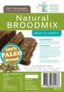 Natural broodmix 362 gr
