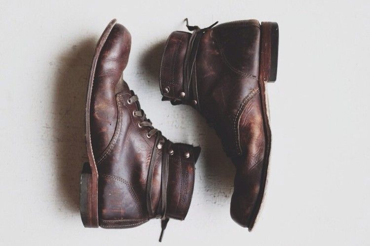 9d72b154a27 Classic Wolverine 1000 mile boots — ANCHOR DIVISION | Footwear ...