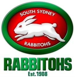 Nrl South Sydney Rabbitohs With Images National Rugby League Australian Rugby League Embroidery Logo