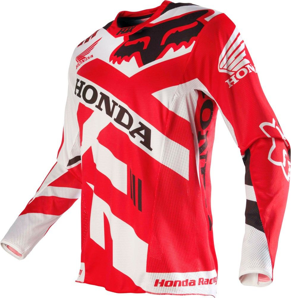 Fox Racing 360 Honda Mens Off Road Dirt Bike Motocross Jerseys