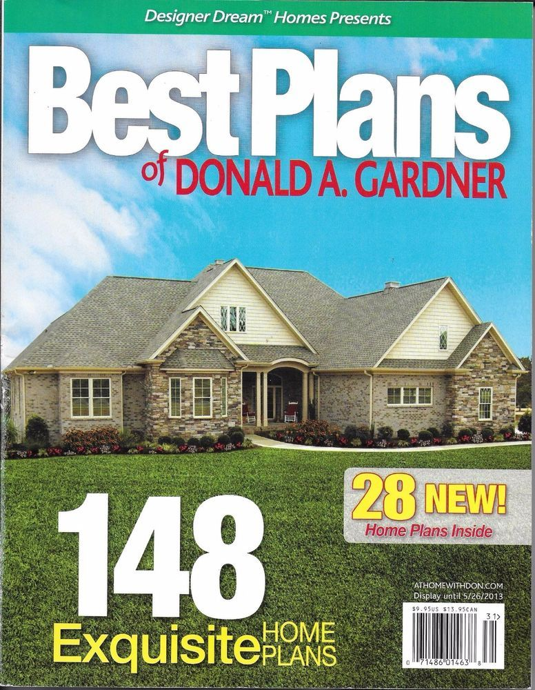 Best Plans magazine Home designs Farmhouse Mountain views European ...