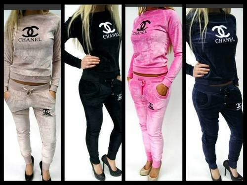 Chanel tracksuits  41a01a6d7