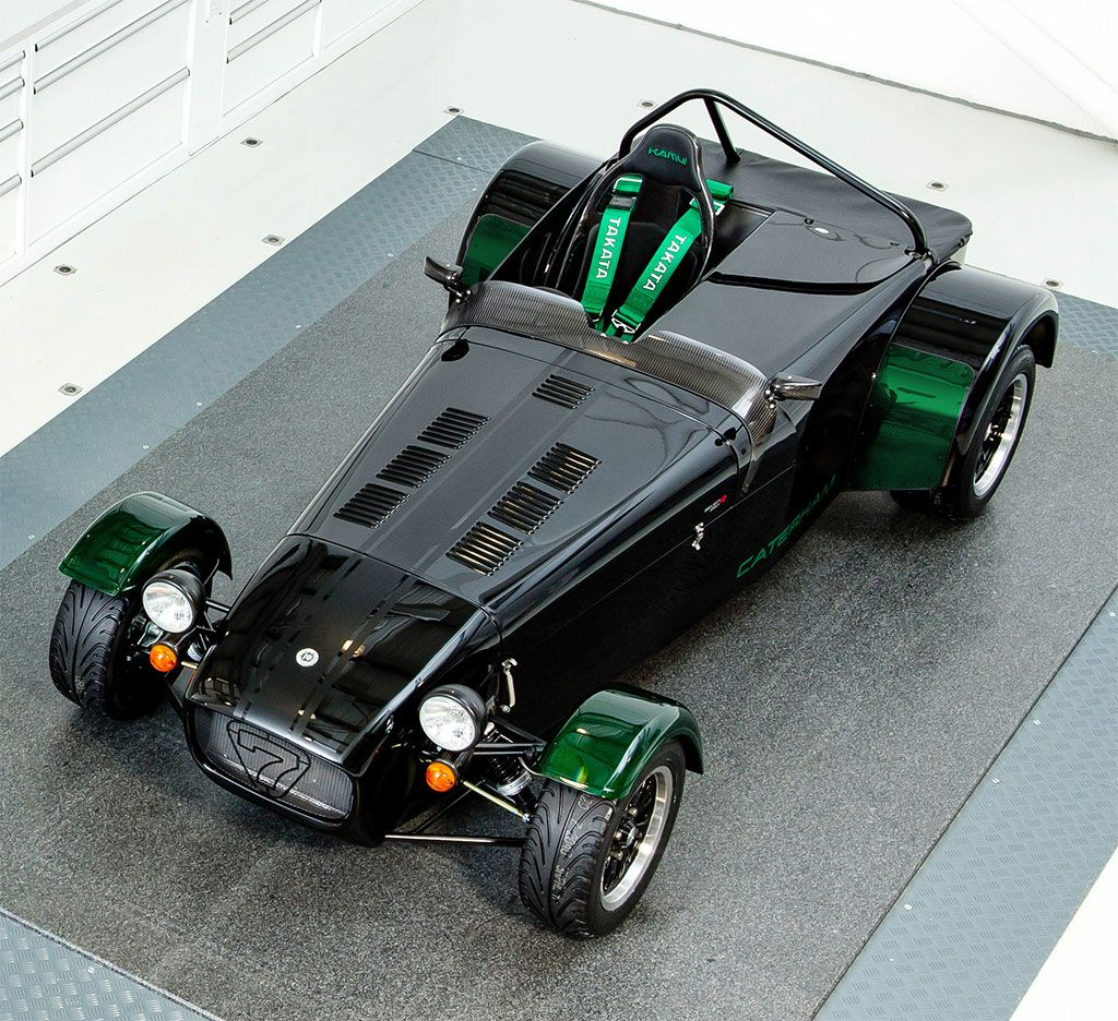 Caterham Kit: Caterham Seven 250 R Kamui Kobayashi
