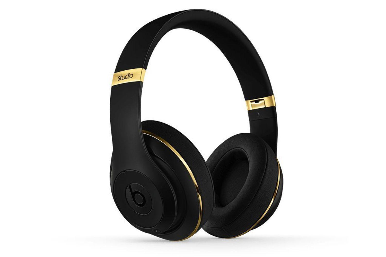 Beats By Dre Studio Wireless Headphones Black Gold 379 95