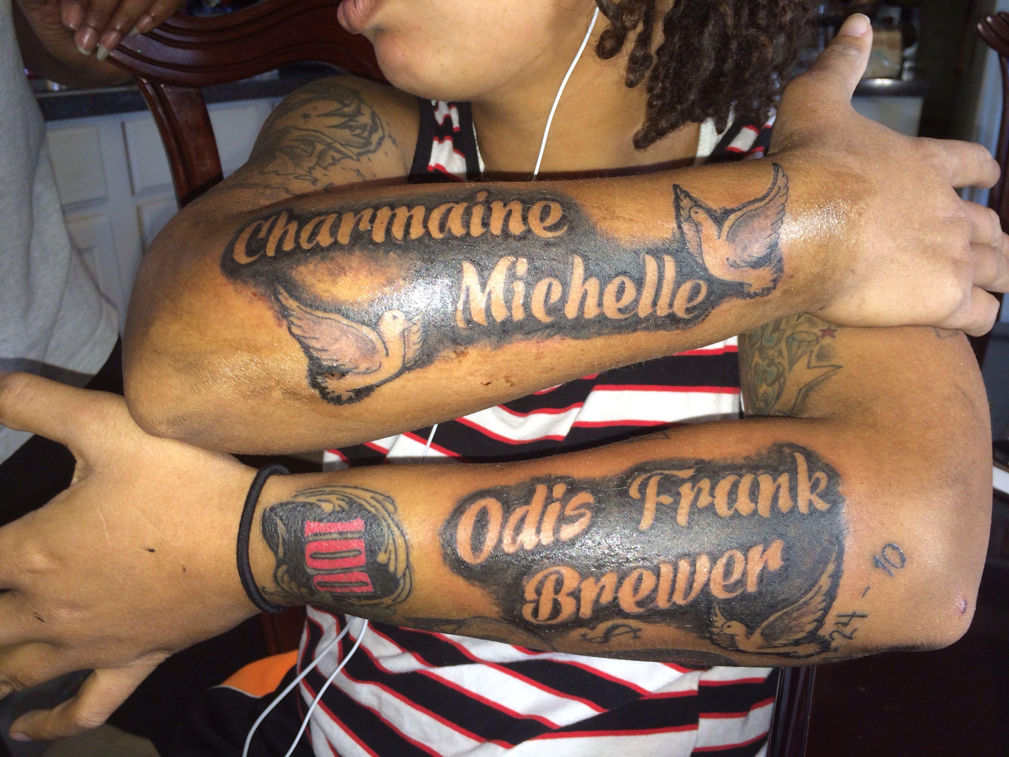 Reverse shading/inverted tattoo | My tatts | Pinterest ...