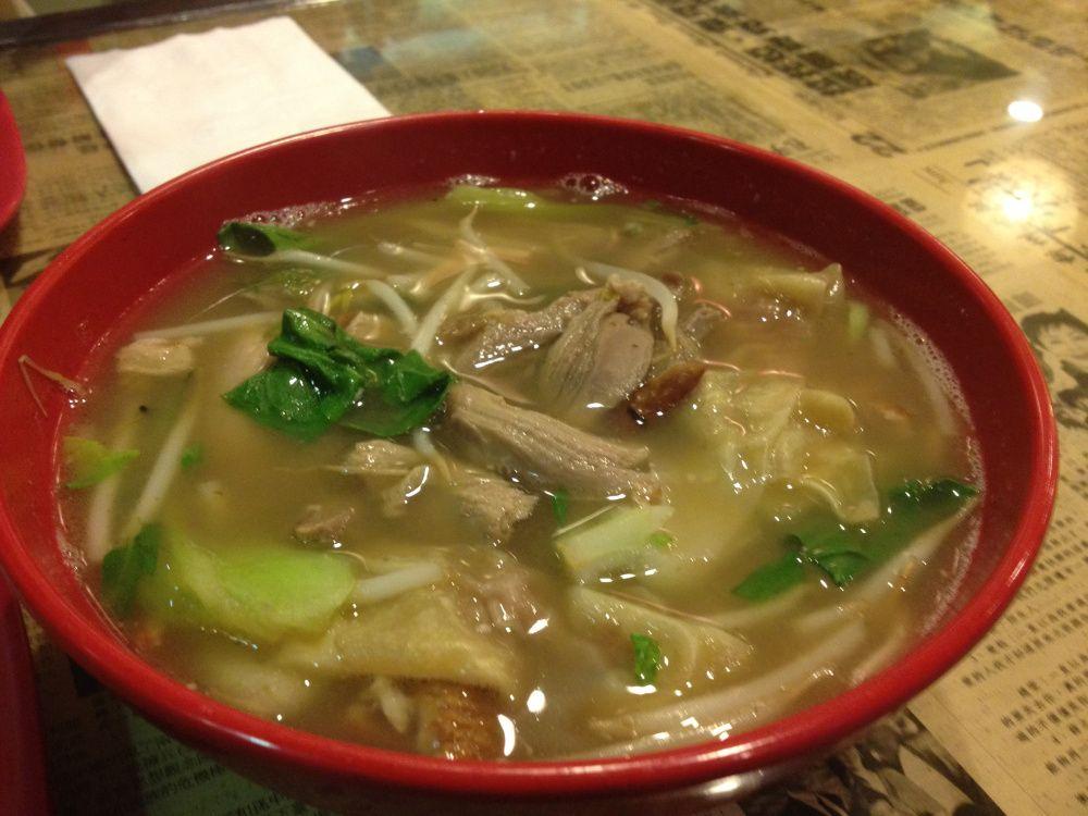 Street Food: Zoe Ma Ma Review