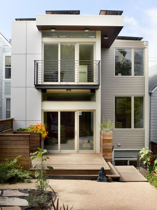 Refreshing Ideas for Eco Greenhouse Fancy Modern Deck With Zen