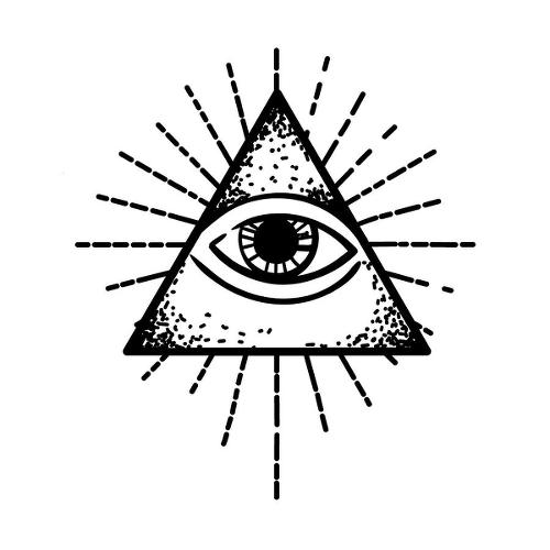 Third Eye Tattoo Semi Permanent Tattoos By Inkbox Third Eye Tattoos Third Eye Art Third Eye