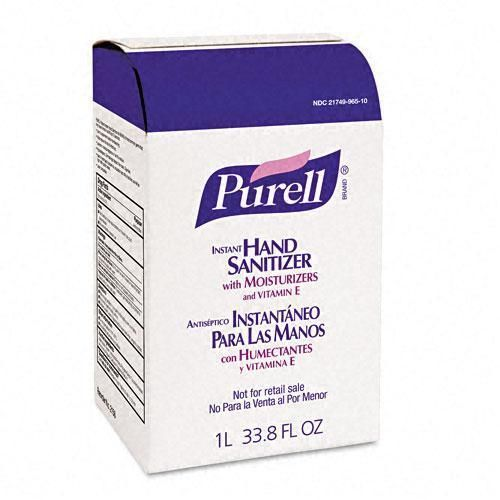 Gojo Purell Instant Hand Sanitizer Nxt Refill Case Of 8