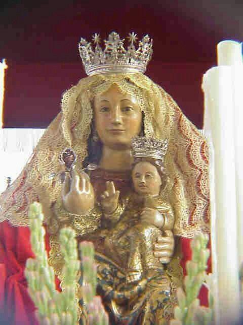 Virgen De Valme Sevilla Andalucia España Andalucia España Andalucía Sevilla
