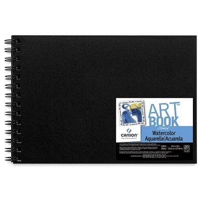Canson Montval Field Watercolor Artbooks Book Art Watercolor