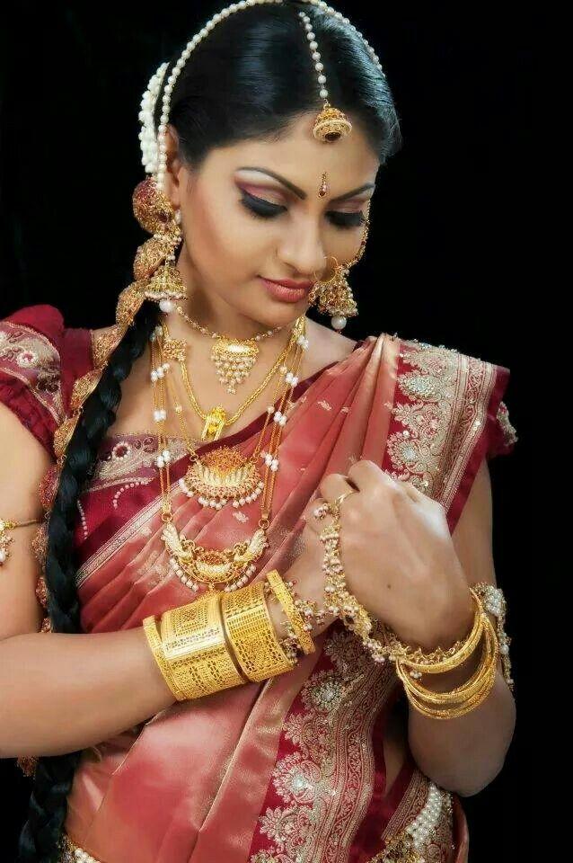 Srilankan tamil bride Bridal jewlery, Bridal jewellery