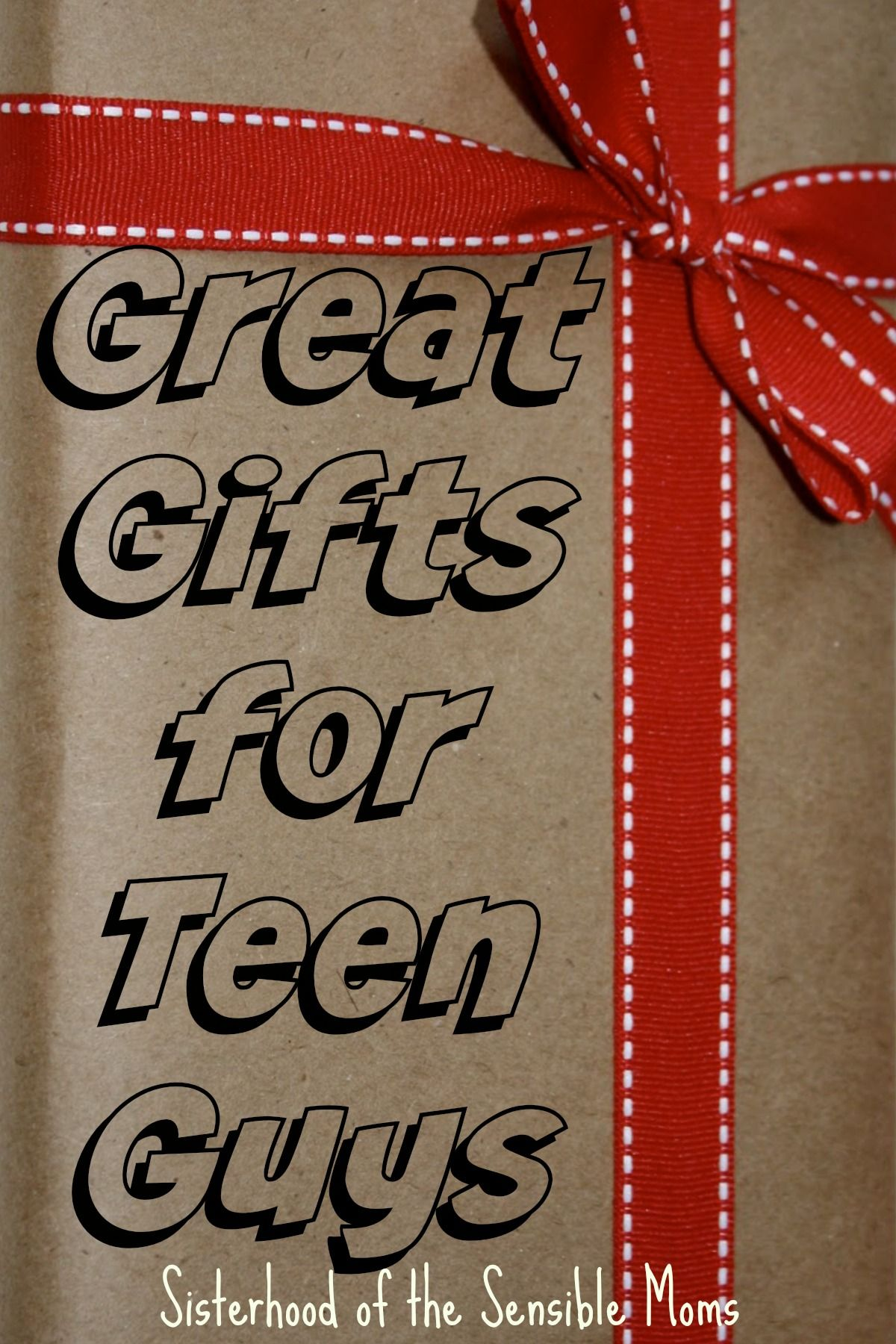 Great Gifts for Teen Guys