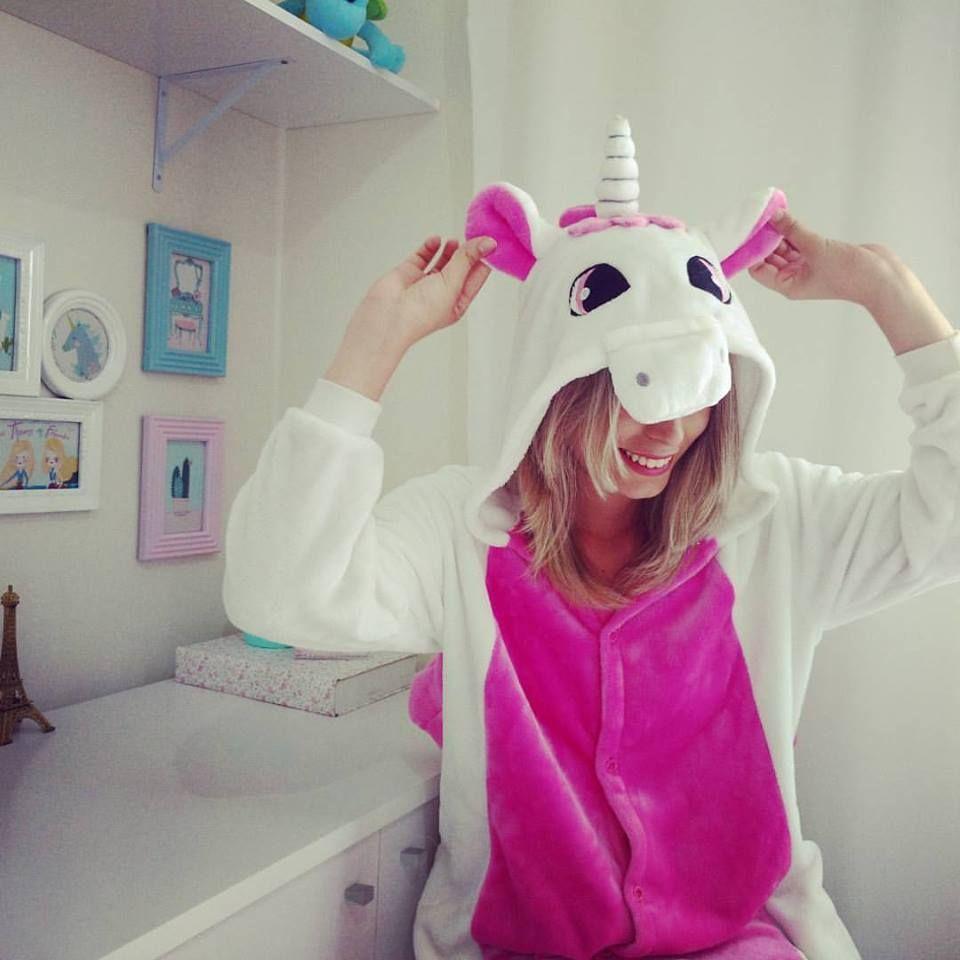 Pijama De Unicornio Pijamas Moda Infantil Para Meninas Conjuntos De Pijama