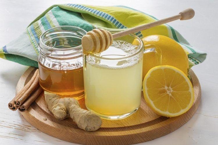 Canela, mel, bicarbonato e limão