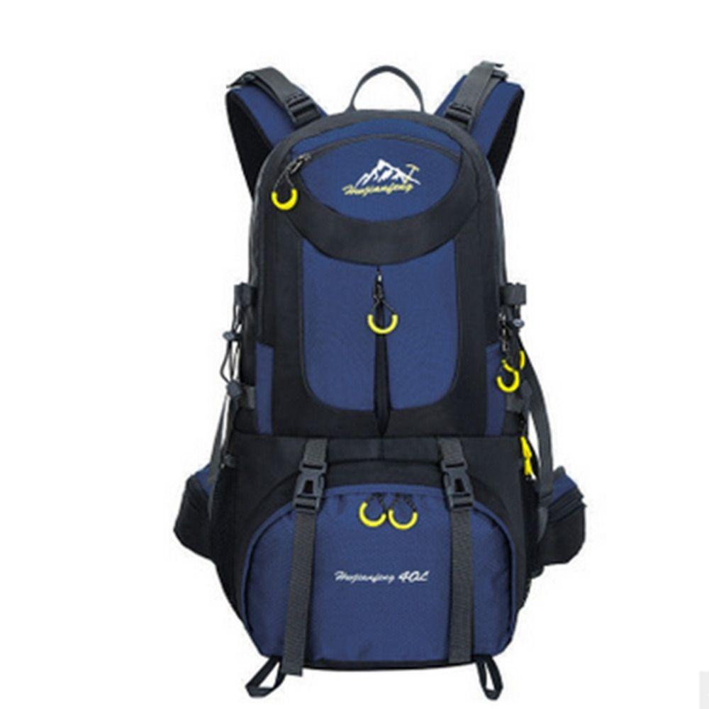 1661a4e0ea 50L Waterproof Women Men Travel Backpack Outdoor Camping Mochilas Climbing Hiking  Backpack Bagpack Sport Back Bag