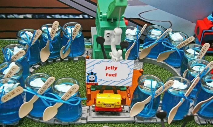 Thomas Train Birthday Party Planning Ideas Supplies Decorations Idea