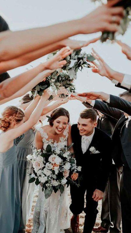 Los tableros de Pinterest que debes de seguir para planear tu boda