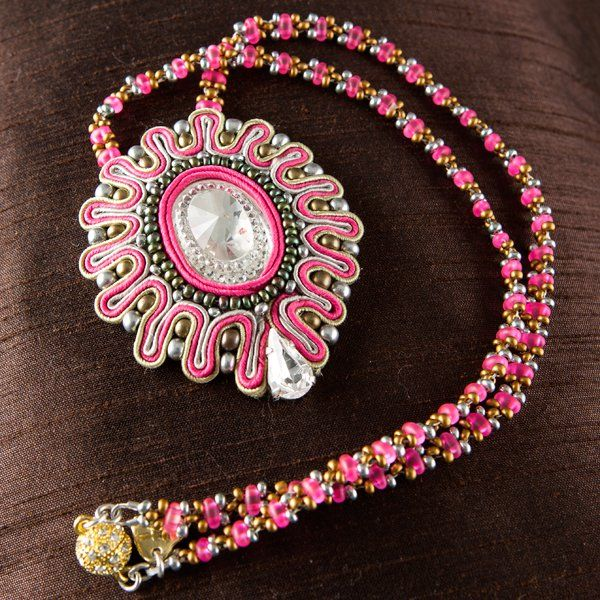 Buy Beads Direct Soutache Kit Includes Booklet and DVD from CreateAndCraft.tv