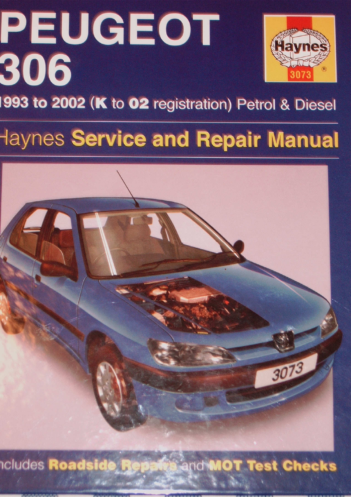 peugeot 306 workshop manual haynes pdf manuals pinterest peugeot rh pinterest ca Peugeot 306 Review Peugeot 306 Break