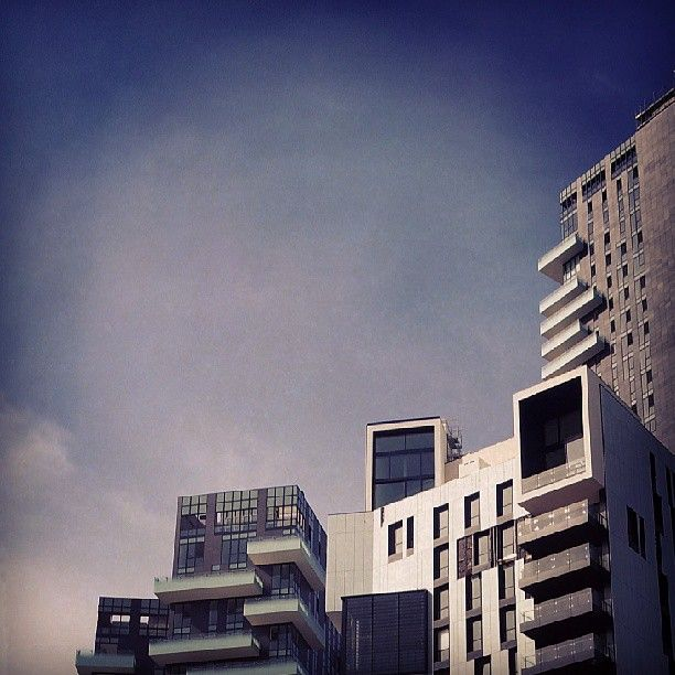 New buildings at Milano Porta Nuova #Milano #mytravelblog photo by Stella Marega