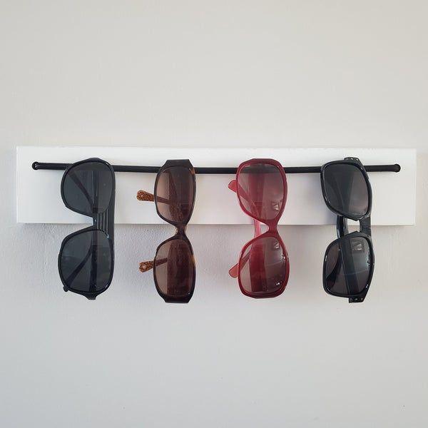 Sunglass Rack Sunglass Organizer Sunglass Display Sunglass Etsy In 2021 Sunglasses Display Sunglasses Organizer Sunglass Organizer