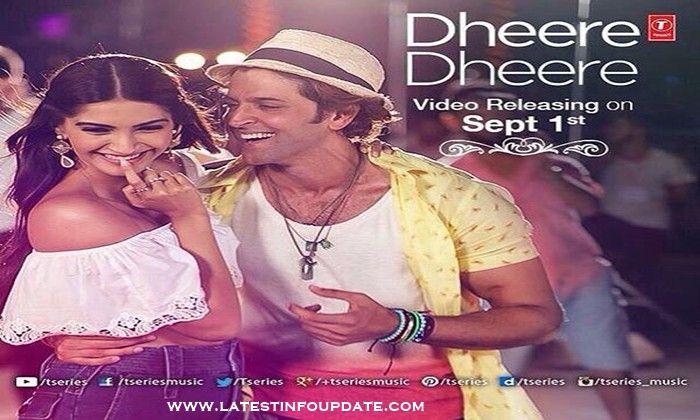 Dheere Dheere Song Lyrics Yo Yo Honey Singh Hrithik Roshan Soonam Kapoor Hey Guys Today Here I Am Sharing A Late Mp3 Song Download Mp3 Song Hrithik Roshan
