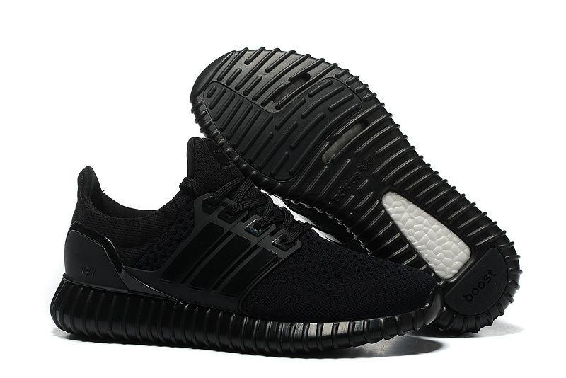 Adidas Yeezy Ultra Boost Women's Running Shoes All Black