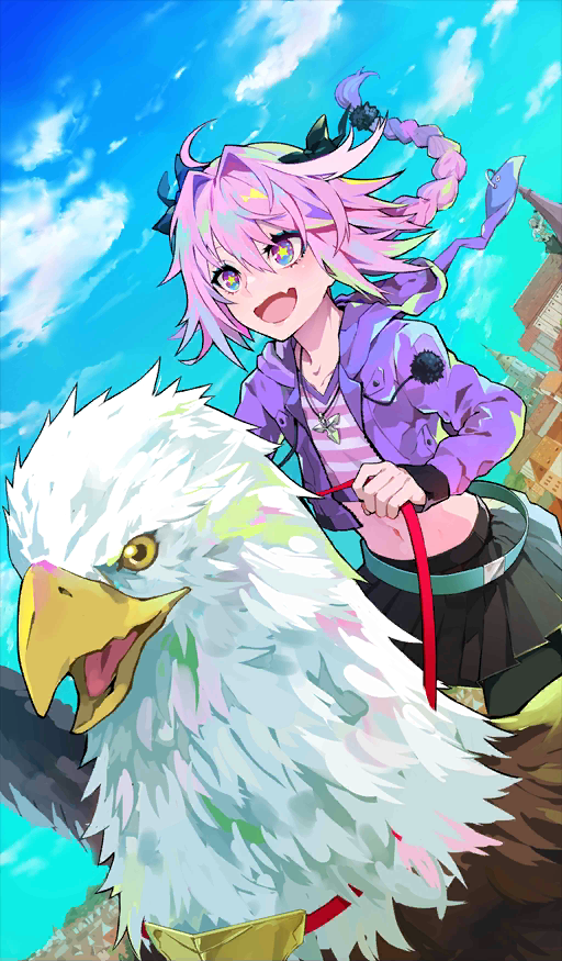 Rider of Black Fate stay night anime, Astolfo fate, Anime