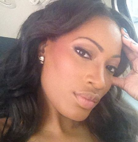 Who is erica from love and hip hop atl hookup