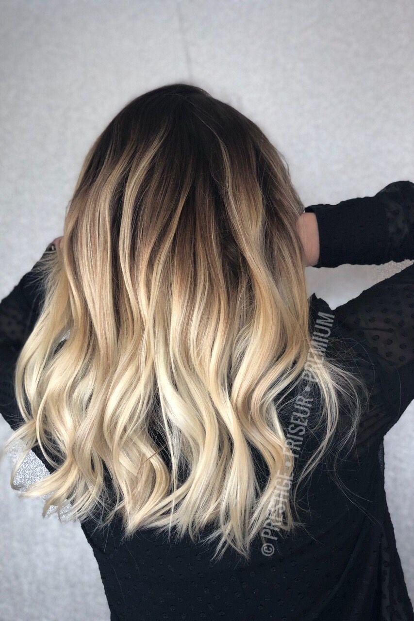 Blonde Balayage Blond Balayage Blonde Balayage Highlights Medium Haare