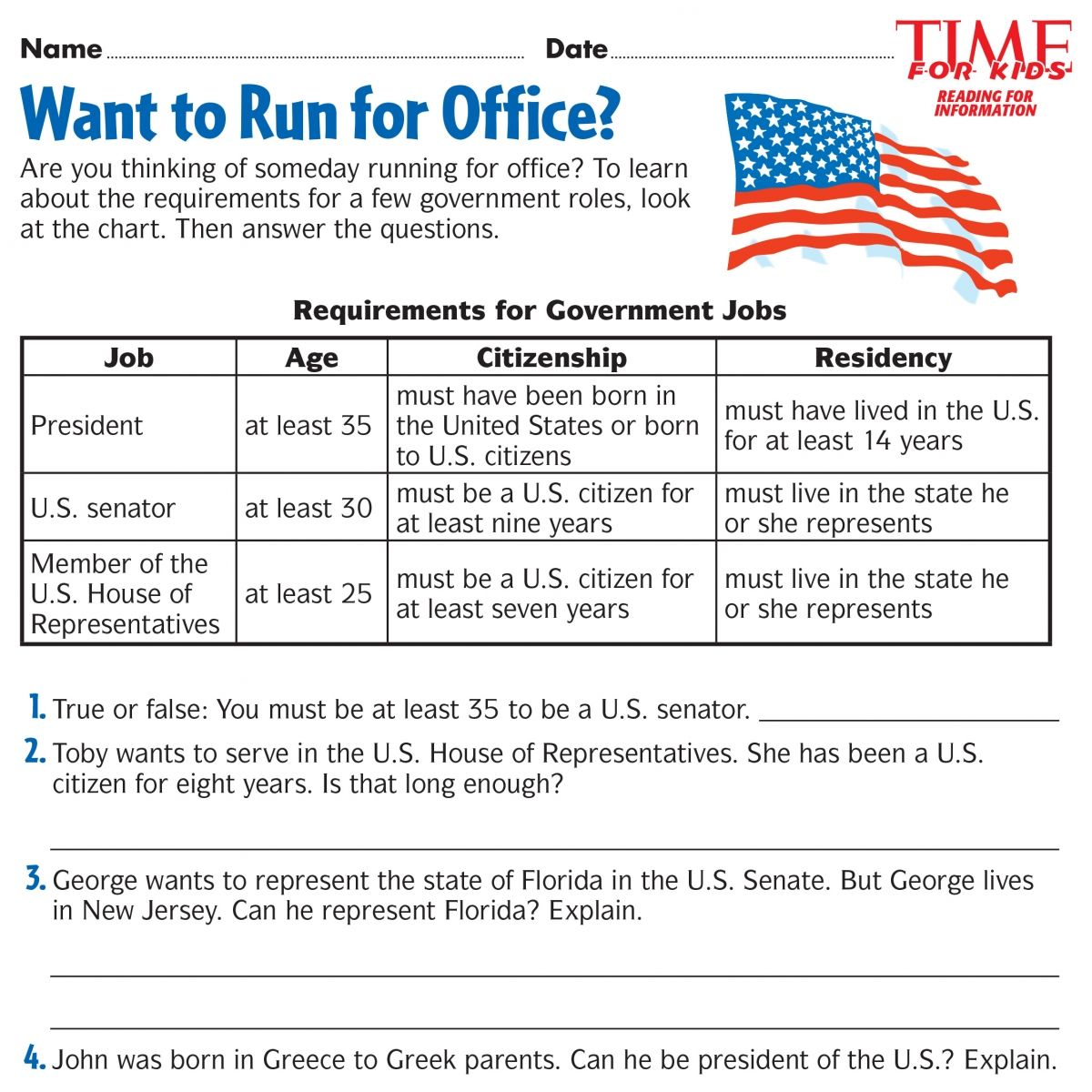 44 best Election 2016 images on Pinterest | Times for kids, Health ...