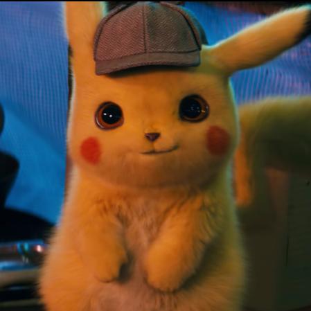 Detective Pikachu Trailer Ryan Reynolds Helps Bring Pikachu To The Big Screen Pokemon Movies Pikachu Pokemon
