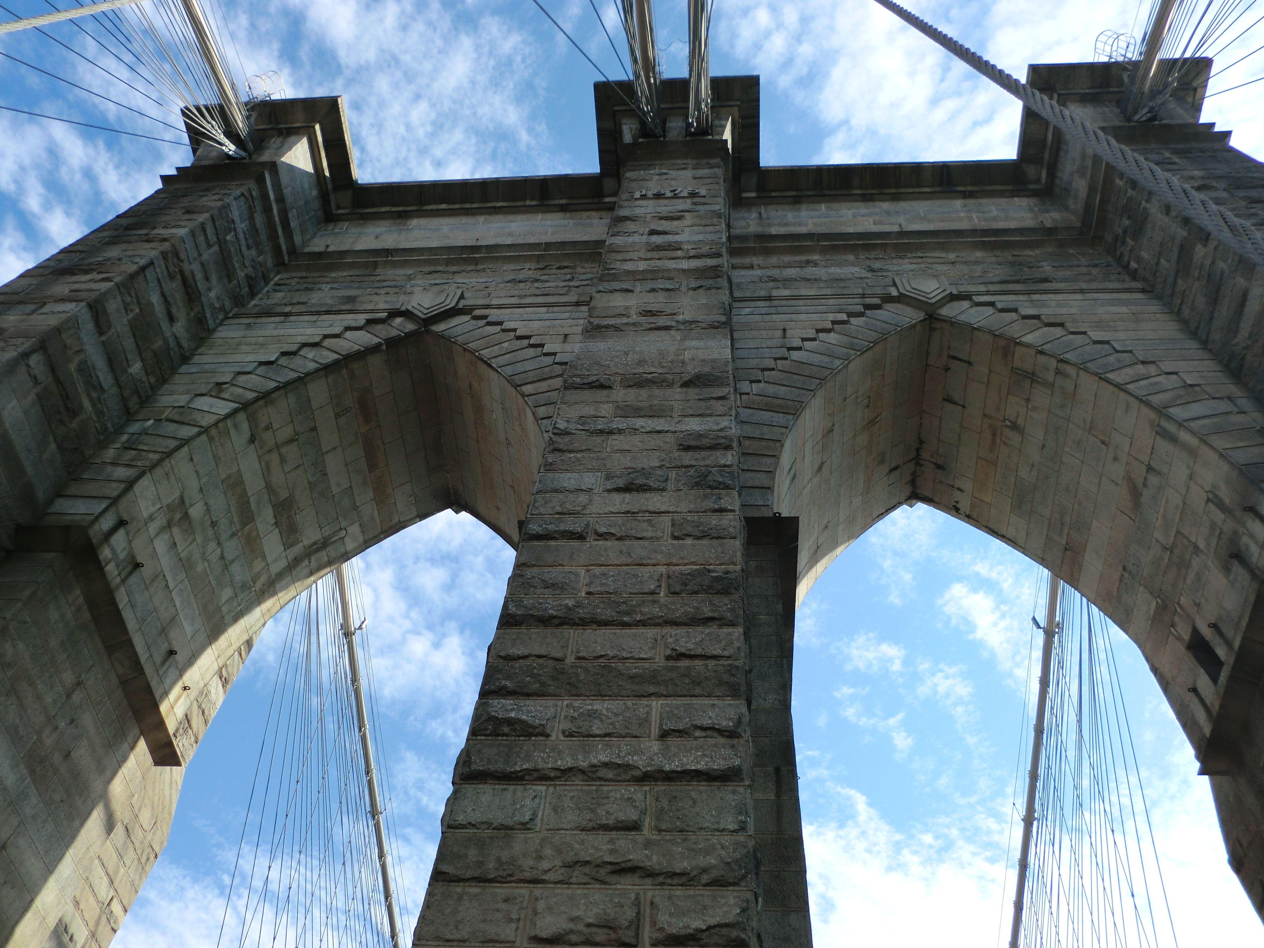 Brooklyn Bridge. Photo by Fanny Sura, 2012