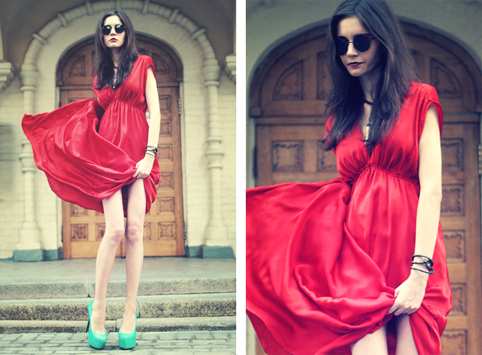Anna aka Oh My Blog!, Moscow #russia