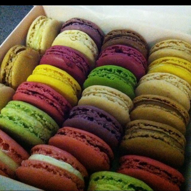 Ladurée Ues Nyc The Best Macarons Ever Sweets New Yorkbomacaronsparis