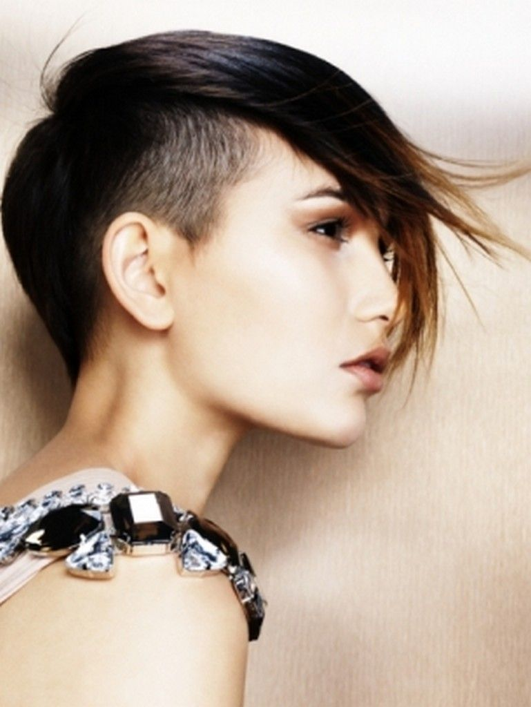 Image detail for short hairstyles pixie cuts and short