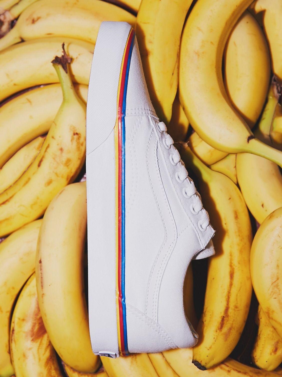 Rainbow Old Skool Sneaker | Sneakers