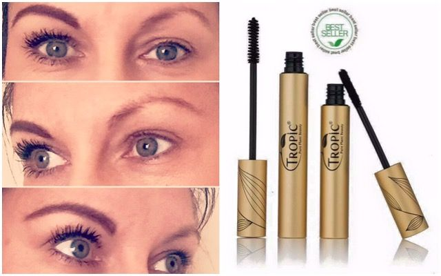 f0a293b1e4b Results using our Tropic Lash Extension Kit. Fixing Gel can also be worn as  mascara