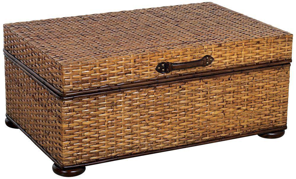 47+ Wicker storage trunk coffee table ideas in 2021
